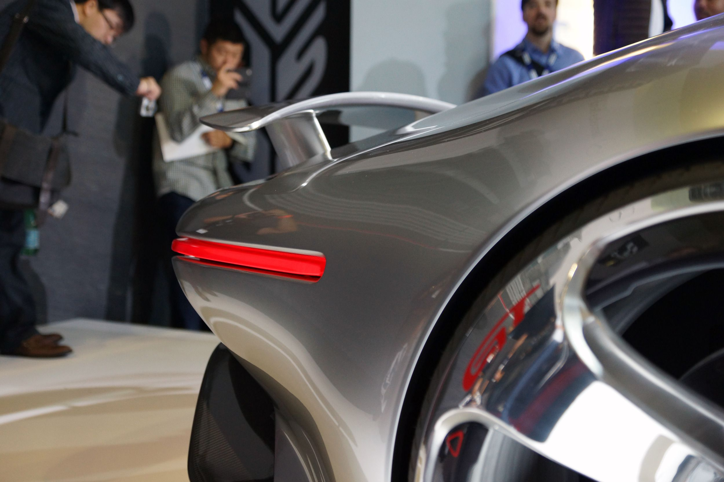 AMG Vision Gran Turismo / Mercedes-Benz