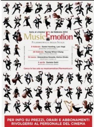 2014 - Music Emotion - Enjoy classic concerts from La Scala (Milano ...