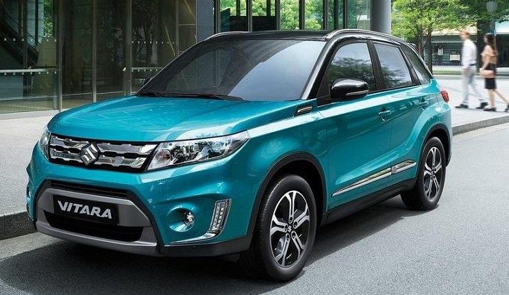 Check Maruti Suzuki Vitara Brezza Price In India Here Http