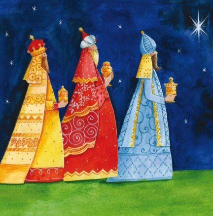 Three wise men three wise men three kings 3 we three for Three wise men craft