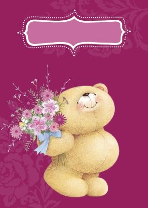 ♥ Forever Friends Bear ♥