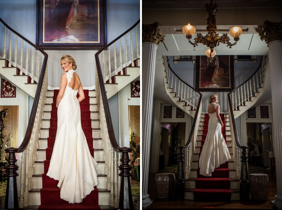 Destination Wedding In Nashville At Belmont Mansion And Mère Bulles Matt Andrews Photography