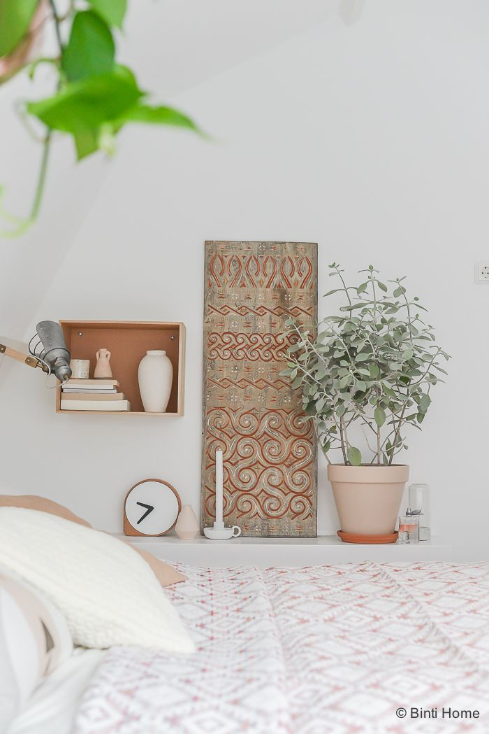 styling and photography bedroom interior soft pastels