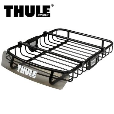 Rack Outfitters Thule 690xt Moab Cargo Basket Black 341 95 Http Www Rackoutfitters Com Thule 690xt Moab Cargo Bask Car Roof Racks Ski Rack Car Thule