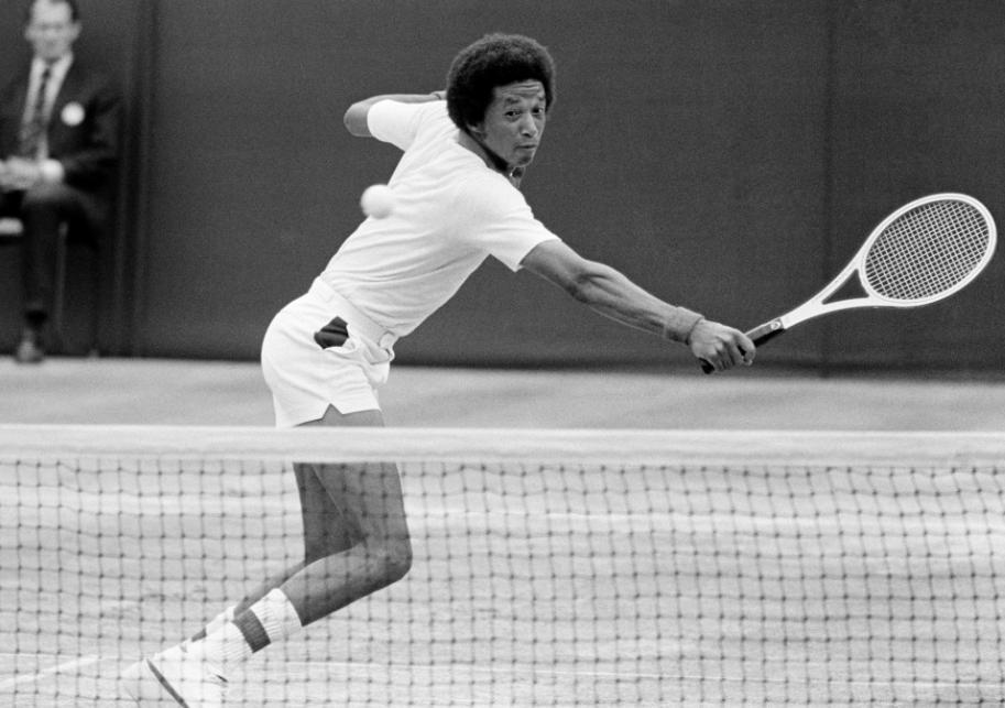 February 6 Notable Deaths Tennis Legend Arthur Ashe Pixar Screenwriter Daniel Gerson The Big Valley Actor Pet Arthur Ashe Tennis Legends Today In History