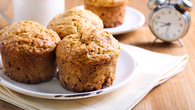 Stave Off Early Hunger With These Morning Muffins Muffin Recipes Healthy Breakfast Muffins Funnel Cake