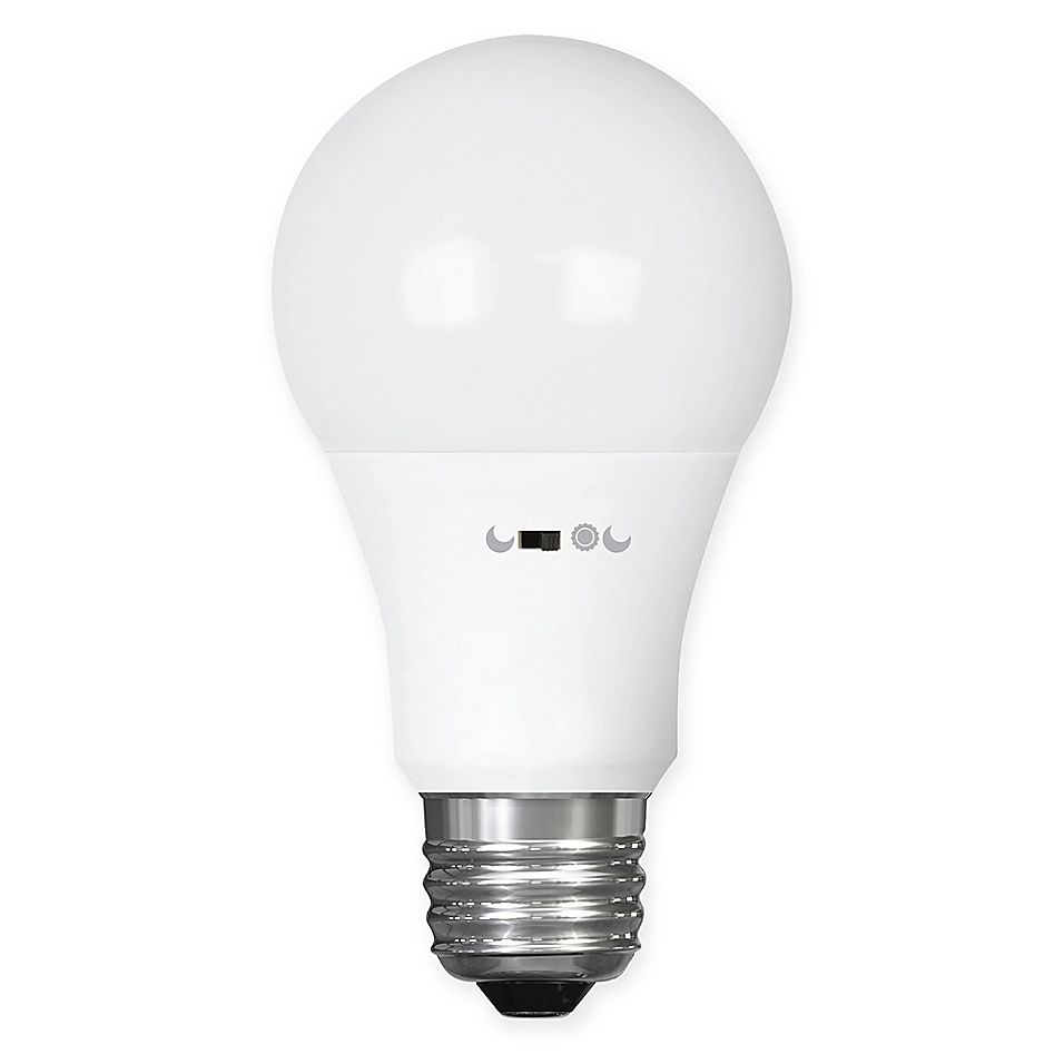Feit Electric 40 Watt Equivalent Motion Activated Sensor Led Light Bulb Soft White Light Bulb Bulb Incandescent Bulbs