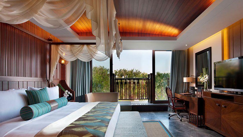 kempinski hotel haitang bay sanya hainan china hospitality rh pinterest com