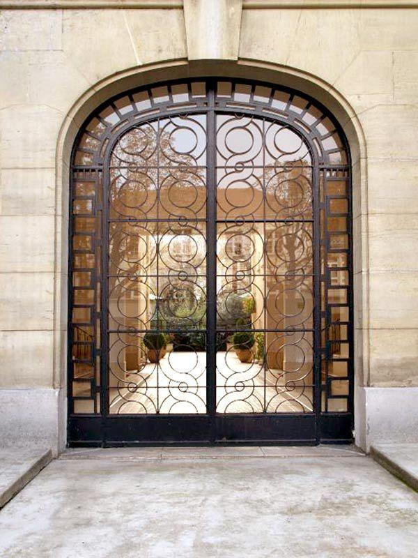 historically inspired gates historic designs built in original rh pinterest com