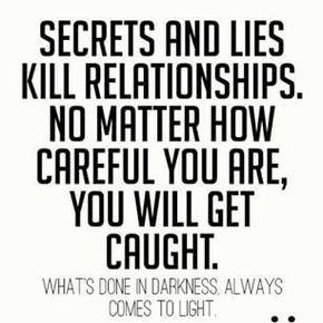 Quotes About Truth And Lies In Relationships Google Search