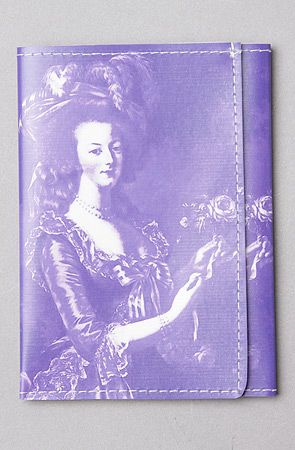 $16 The Marie Antoinette Wallet by Timo Wallets at karmaloop.com - Use repcode SMARTCANUCKS at the checkout for an extra 20% off on karmaloop.com