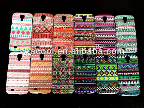 Stylish Aztec Tribe Vintage Tribal Case Cover For Samsung Galaxy S4 SIV i9500  for Samsung Galaxy S4 i9500 case  i9500 case
