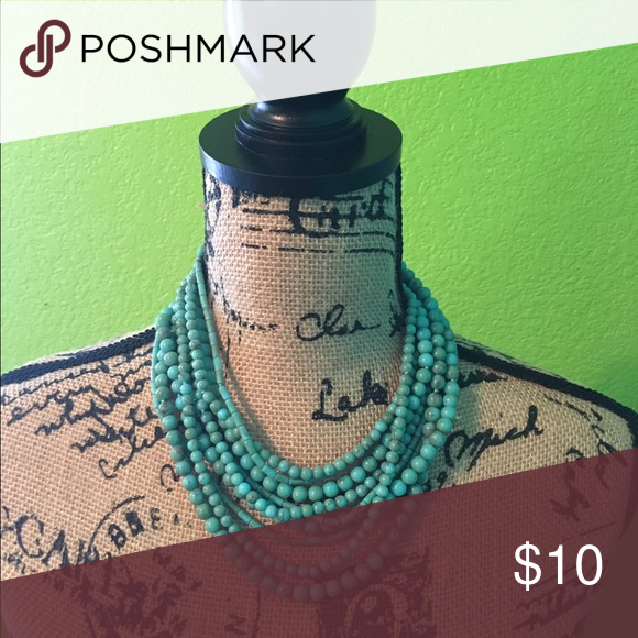 Premier necklace. Green necklace. Premier Designs Jewelry Necklaces