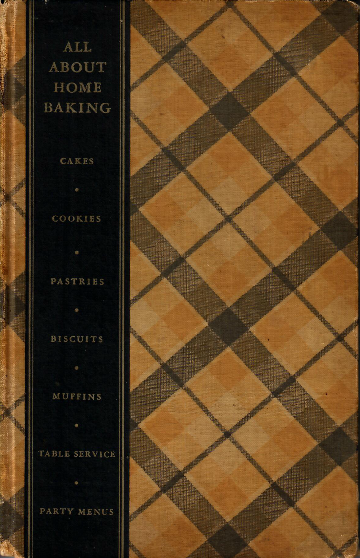 all about home baking published by the general foods corporation