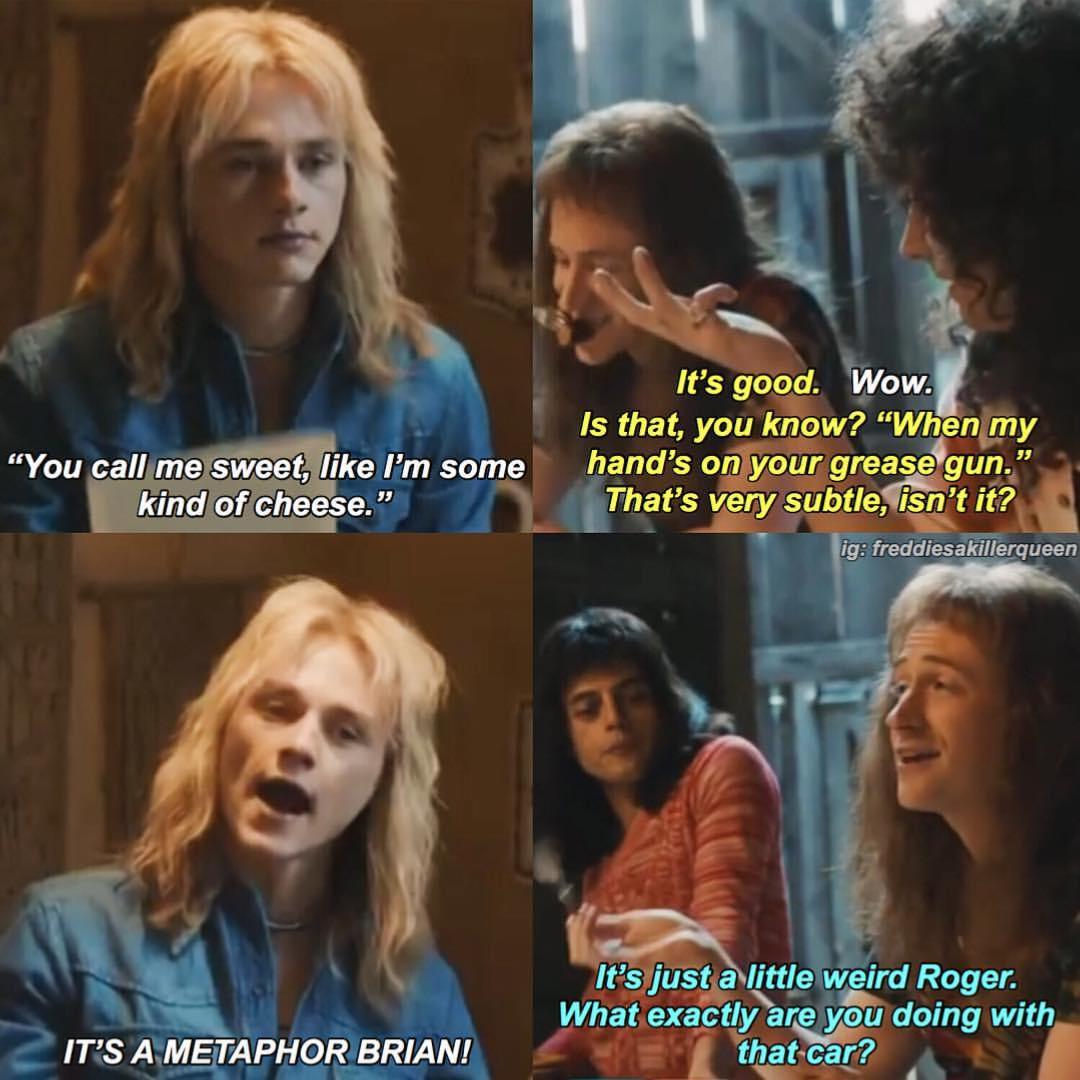 One Of My Favorite Scene Bohemian Rhapsody Queen Meme Queen Band Queen Humor