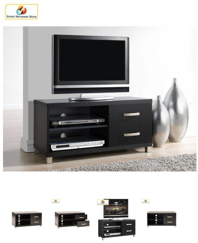 36 Inch TV Stand Media Console Electric Entertainment Center TV Cabinet  SALE NEW #TechniMobili #