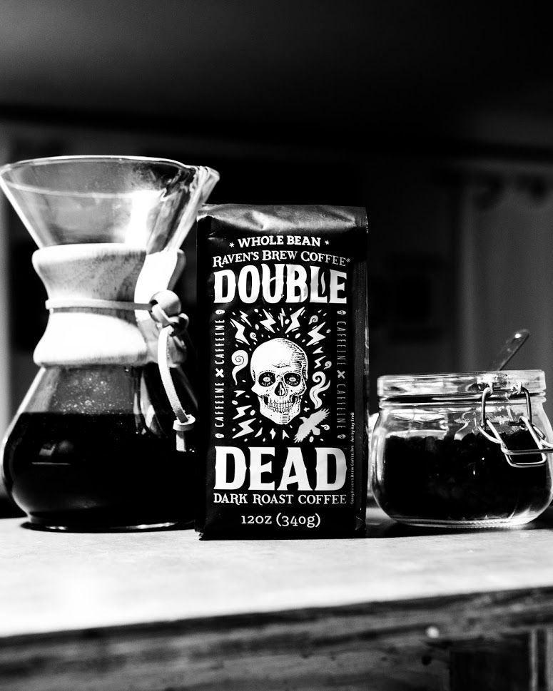 Double dead in 2020 blended coffee coffee brewing