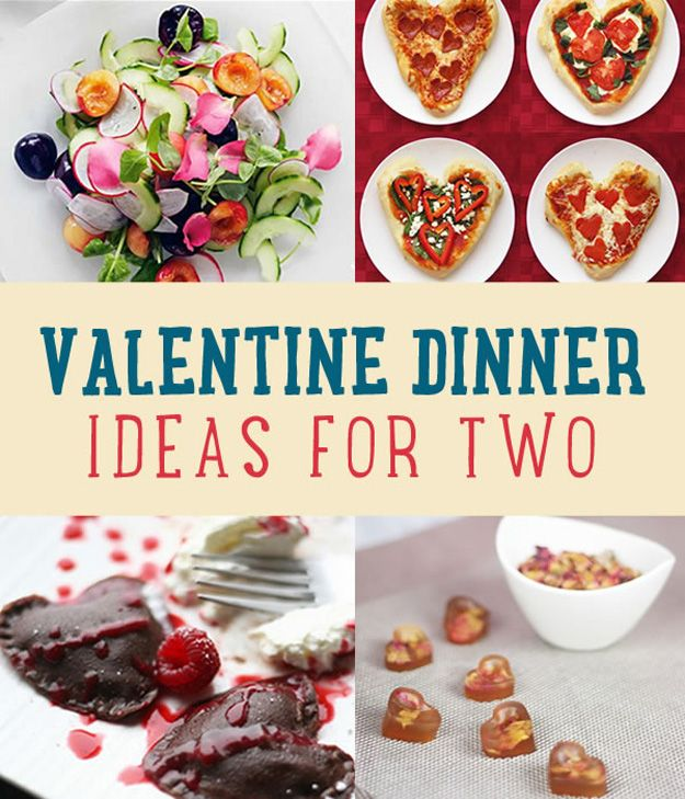 Valentines Day Dinner, Dinner