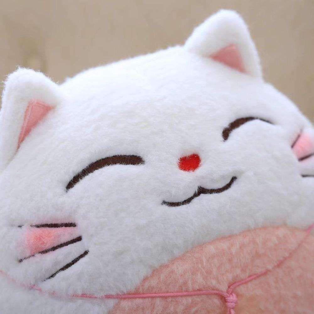 Predownload: Neko Neko Lucky Cat Plushie Lucky Cat Cat Plush Toy Cat Plush [ 1000 x 1000 Pixel ]