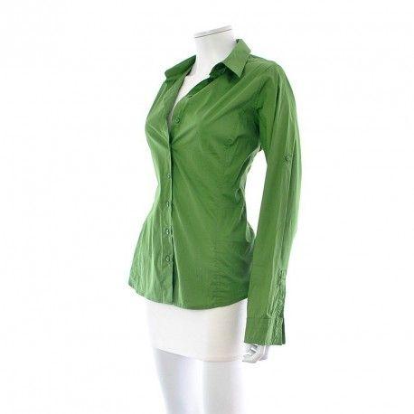 Chemisier - JBC à 7,50 € : Découvrez notre boutique en ligne : www.entre-copines.be | livraison gratuite dès 45 € d'achats ;)    L'expérience du neuf au prix de l'occassion ! N'hésitez pas à nous suivre. #Grandes Tailles #JBC #fashion #secondhand #clothes #recyclage #greenlifestyle # Bonnes Affaires #grandetaille #bigsize