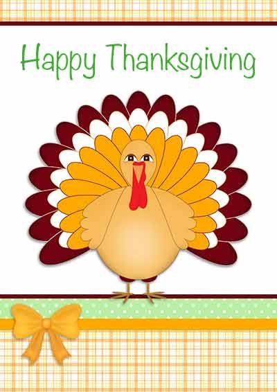 Free printable Thanksgiving cards - my-free-printable-cards