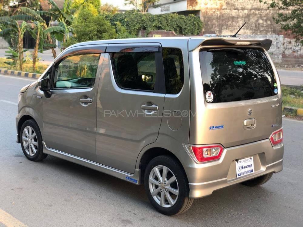Used Suzuki Wagon R For Sale At Sigma Motors Lahore Showroom In