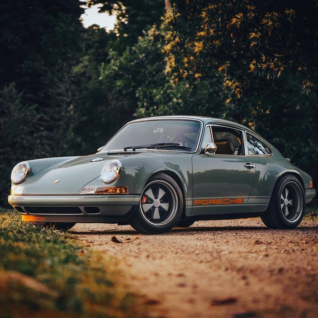 Porsche Perfection By Singer Porsche Dream Cars Classic Cars