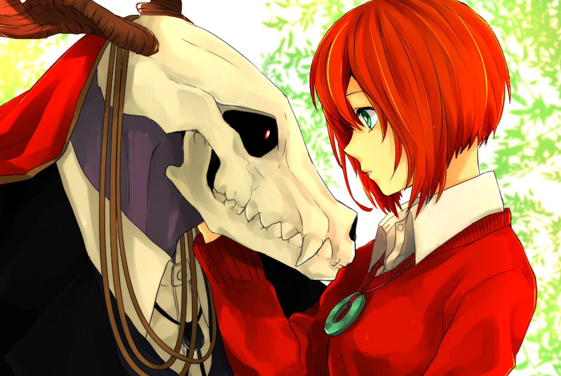 Anime The Ancient Magus Bride Mahoutsukai No Yome Elias Ainsworth