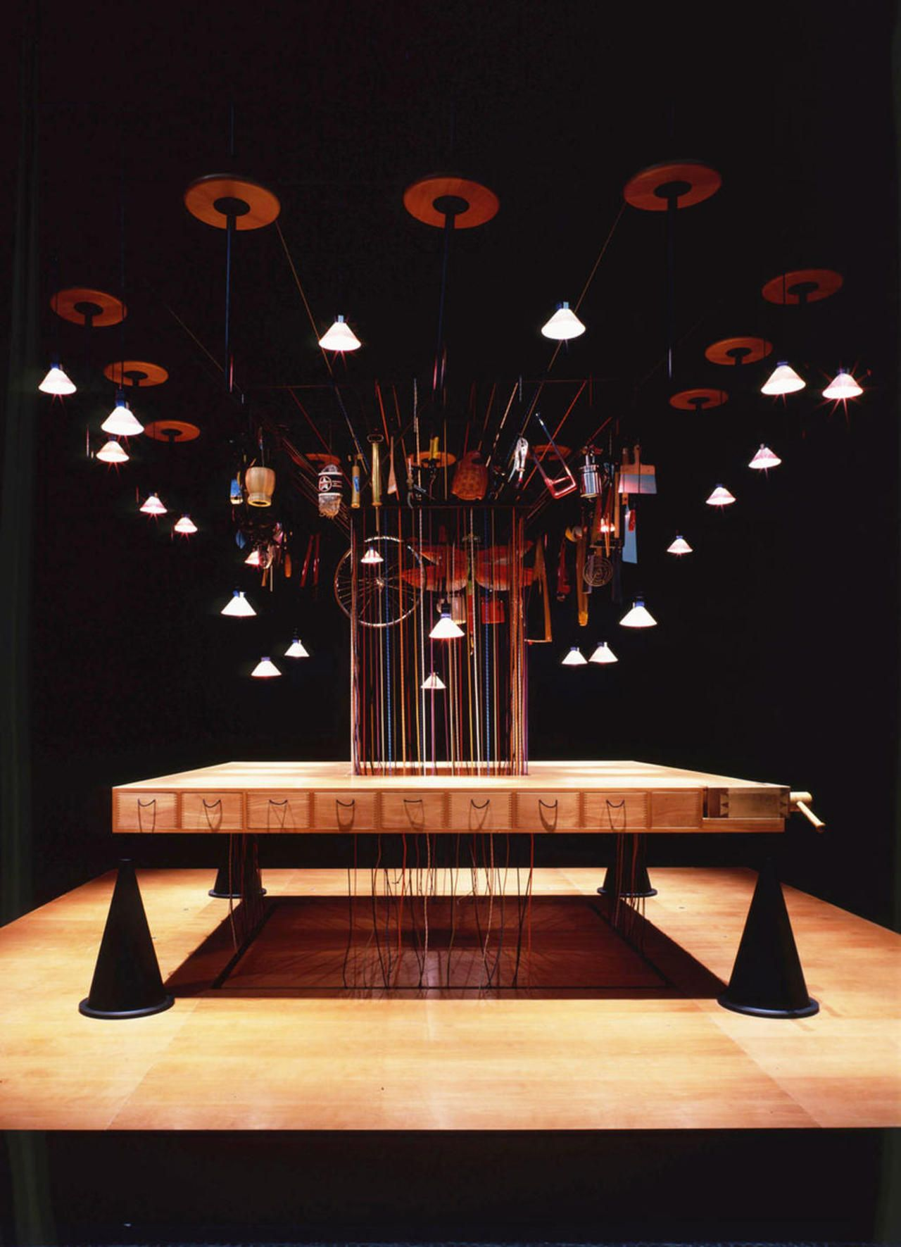 Rumpus Room Designs: Richard Sapper - Rumpus Room - 1986