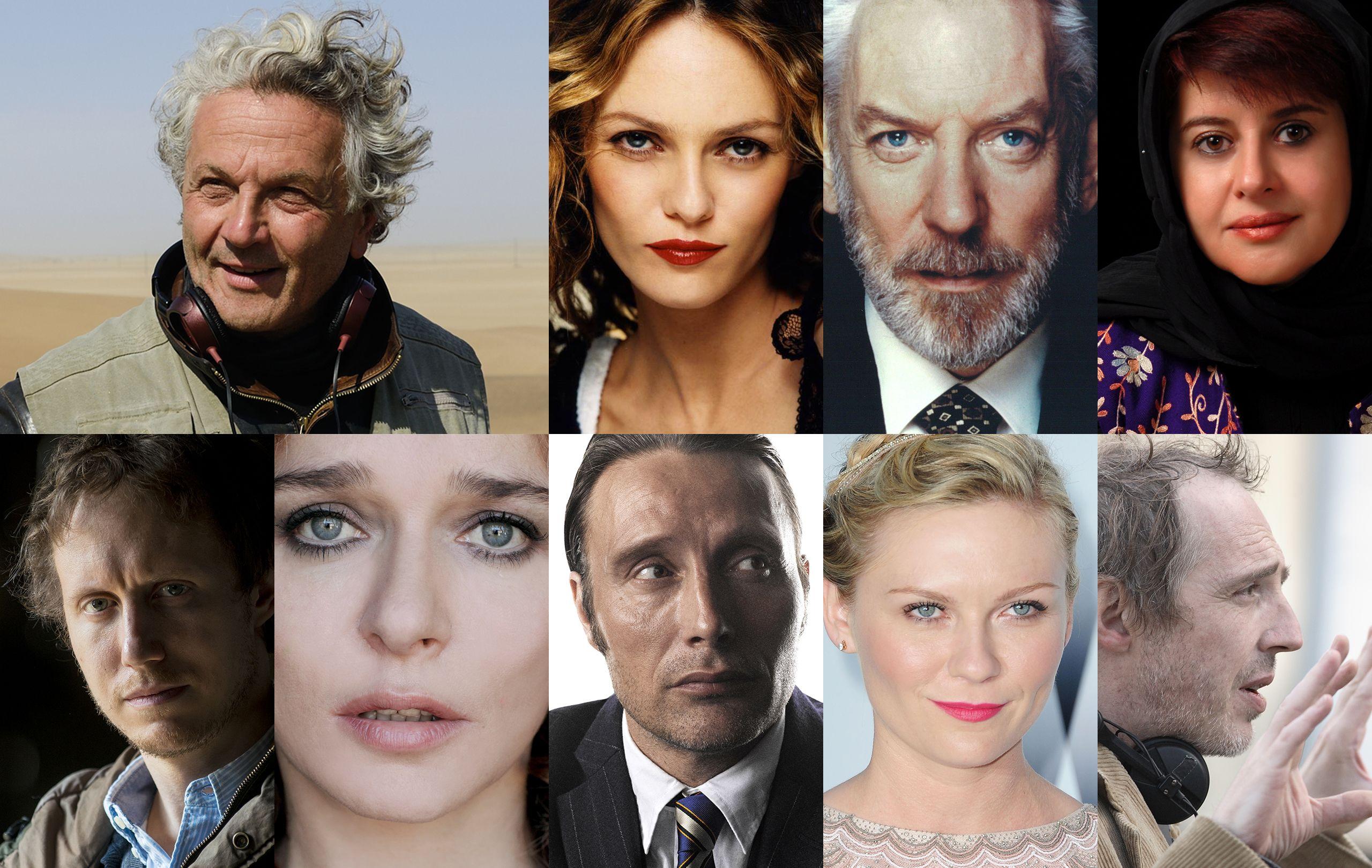 Festival de Cannes 2016 The jury