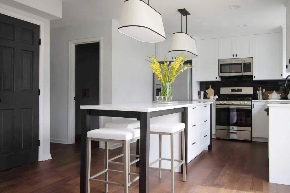Best Axstad Black And White Ikea Kitchen White Ikea Kitchen 400 x 300