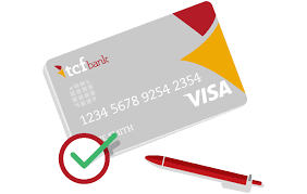 tcf bank apply for credit card