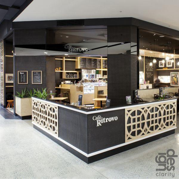 Image result for modern cafe counter caffe pinterest for Modern cafe interior designs