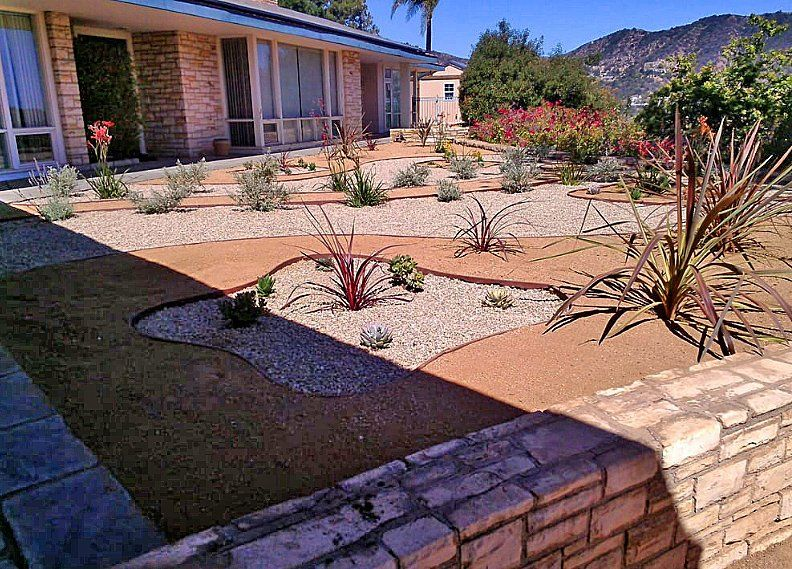 Photo Of Flores Landscaping Los Angeles Ca United States Drou