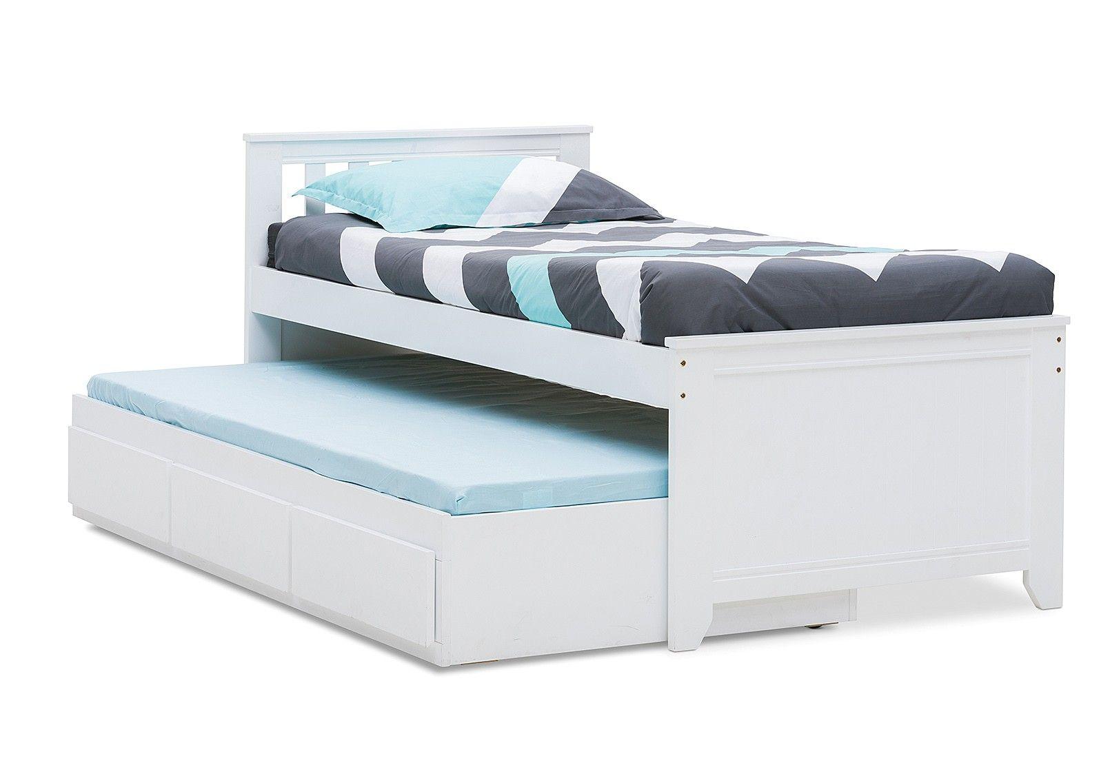 Captain Jack Single Trundle Bed | Super A-Mart | trundle bed ...