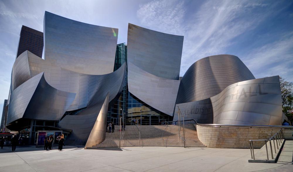 Walt Disney Concert Hall Los Angeles Walt Disney Concert Hall Concert Hall Architecture Concert Hall