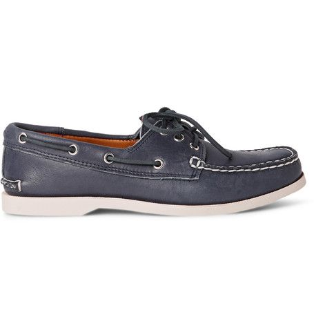 Downeast Leather Boat Shoes - Dark brownQuoddy t9tlMDJf