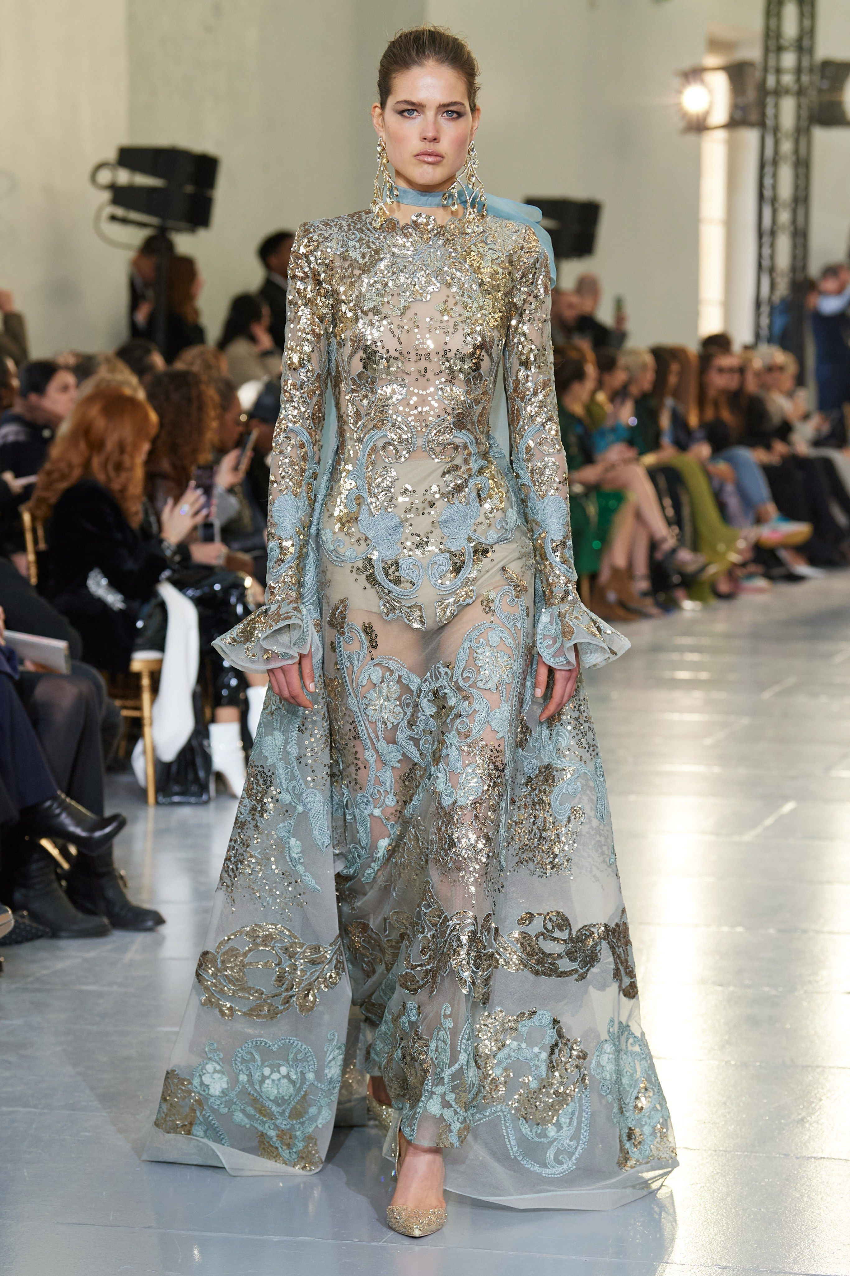 Elie Saab Spring 2020 Couture Collection Vogue Elie Saab Couture Couture Gowns Couture Fashion