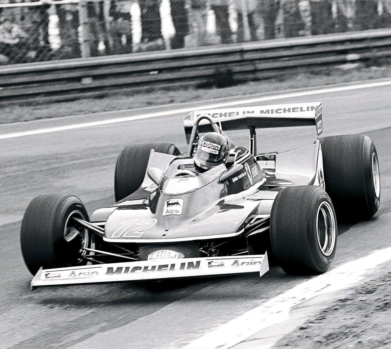 Powerslide Car: Gilles Villeneuve En Ferrari Top Drift Powerslide