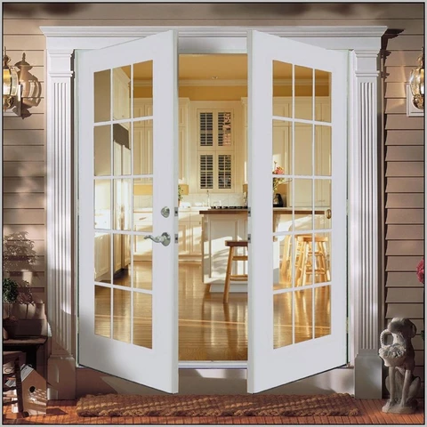 48 Inch Wide Exterior French Doors China Windows And Doors Manufacturers Association In 2020 French Doors Patio Exterior Patio Doors French Doors Patio