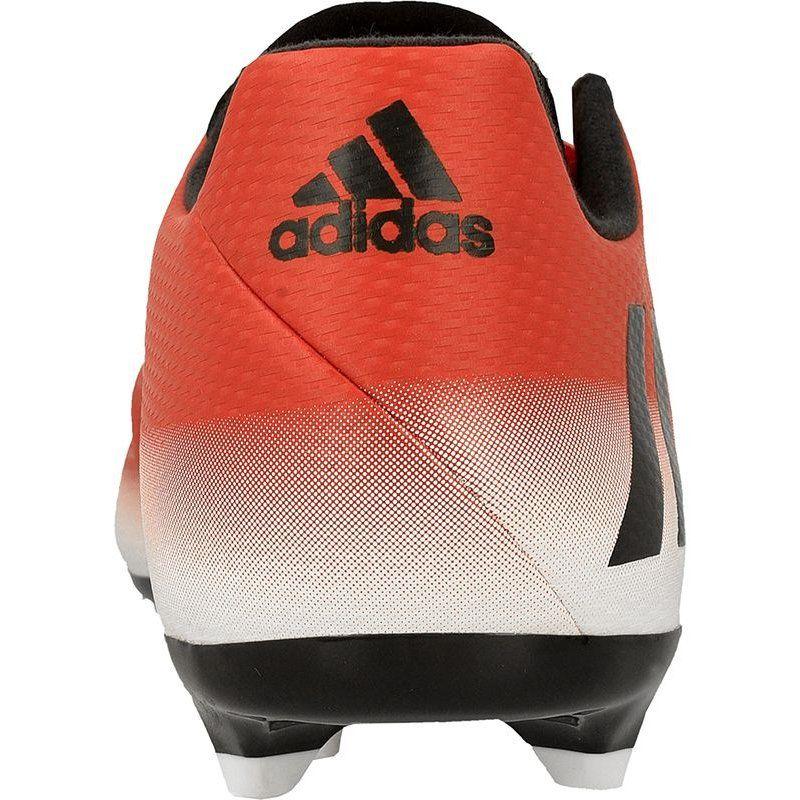 Buty Pilkarskie Adidas Messi 16 3 Fg M Ba9020 Czerwone Czerwone Football Boots Adidas Adidas Football