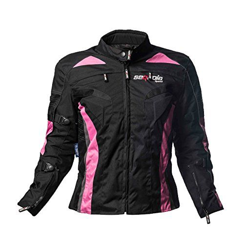 Special Offers - Sequoia Speed SR-2032L Euphoria Ladies Motorcycle Jacket Protection Level 3 Pink  Large  3 Months Warranty - In stock & Free Shipping. You can save more money! Check It (May 11 2016 at 04:15AM) >> http://motorcyclejacketusa.net/sequoia-speed-sr-2032l-euphoria-ladies-motorcycle-jacket-protection-level-3-pink-large-3-months-warranty/