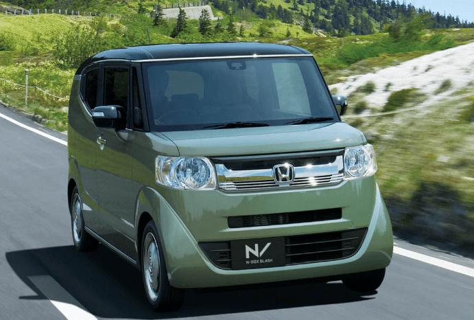 2020 Honda N Box Slash Price Overview
