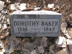 Dorothy Baker Grave Memorials Dorothy Baker