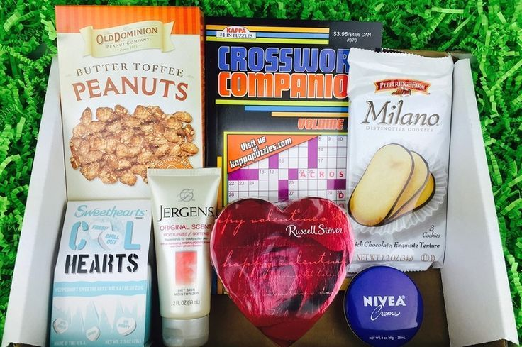 Senior Care Box Monthly Care Packages For Senior Loved Ones The