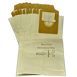 Euro Pro Shark Widepath Upright Vacuum Cleaner Bags Envirocare Replacement Bags 99 7 Microfiltration 10 Bags In Pack Ep704 Vacuumcleanerciti Upright Vacuum Cleaner Vacuum Cleaner Bags Shark Bag