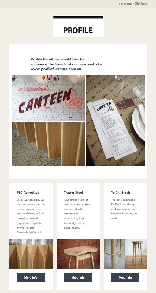 pin von lift creative auf email design inspiration pinterest. Black Bedroom Furniture Sets. Home Design Ideas