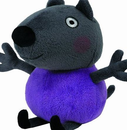 Ty Uk Ltd Peppa Pig Danny Dog Ty Beanie Plush Toys