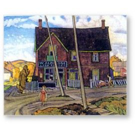 Country Store - A. J. Casson