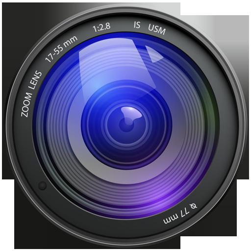 Favicon of Photography logo hd, Lens logo